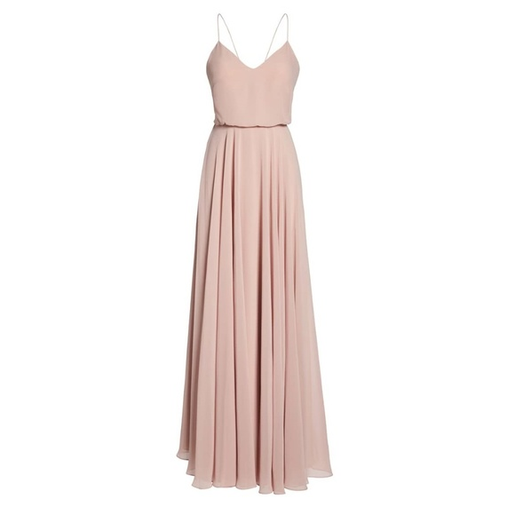 6087325d759d Jenny Yoo Dresses & Skirts - Jenny Yoo Inesse in Whipped Apricot